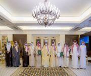 سمو أمير القصيم يرعى توقيع اتفاقية بين جمعية مساجد والتدريب التقنية والمهني.