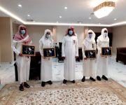 الشيخ وجب العتيبي يكرم الفائزين في مسابقة الملك سلمان بن عبدالعزيز  المحلية لحفظ القرآن الكريم