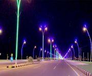 بلدية محافظة عقلة الصقور تنهي كافة إستعداداتها لإستقبال عيد الفطر
