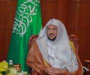 وزير الشؤون الإسلامية يوجه بقصر استعمال مكبرات الصوت في المساجد على رفع الأذان والإقامة
