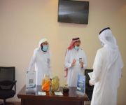 مكتب العمل ببريدة  يشارك في اليوم العالمي لمكافحة التدخين