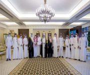 أمير القصيم يتسلّم تقرير أعمال لجنة شباب محافظة النبهانية خلال الثلاث السنوات الماضية