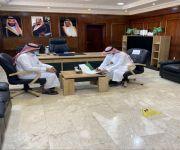 مكتب الضمان الاجتماعي بمحافظة الرس يوقع مذكرة تفاهم مع مصنع ميراد للمياة
