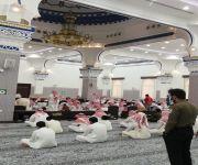 مدير إدارة المساجد والدعوة والإرشاد ببريدة بمتابعة ميدانية لتطبيق الإجراءات الإحترازية