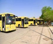 مدير تعليم البكيرية يتفقد جاهزية حافلات النقل المدرسي