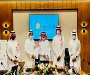 توقيع مذكرة تفاهم بين مستشفى الملك سعود وجمعية واحة الوفاء لمساندة كبار السن بعنيزة