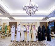 سمو أمير القصيم يتسلم التقرير السنوي لوحدة الحماية الأسرية بالمنطقة