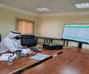 فرع وزارة الموارد البشرية والتنمية الاجتماعية بالقصيم يقيم ورشة عمل عن نظام المراسلات