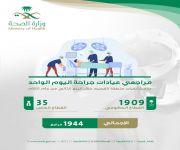 إجراء أكثر من 1900 عملية في أقسام جراحة اليوم الواحد بمستشفيات منطقة القصيم
