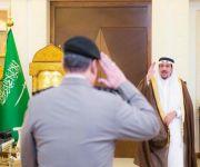 سمو أمير القصيم يشيد بالدور التوعوي لشرطة المنطقة الذي أسهم في خفض نسبة الجريمة ونشر الوعي والإدراك الأمني