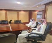 إدارة التشغيل والصيانة بفرع وزارة الموارد البشرية والتنمية الاجتماعية بمنطقة القصيم تعقد إجتماعاً