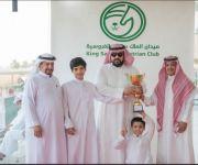 نادي الملك سعود للفروسية بالقصيم يقيم الحفل الثاني لسباق الخيل لهذا الموسم